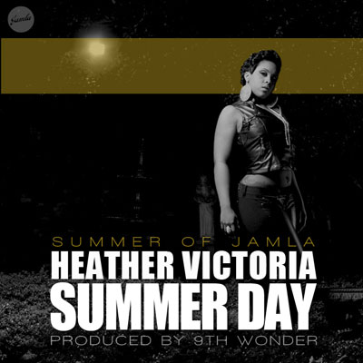 Summer Day Cover
