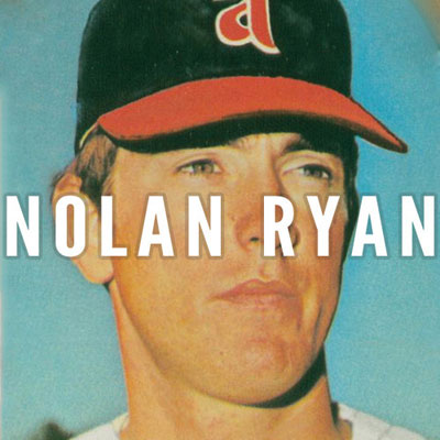 Nolan Ryan Cover