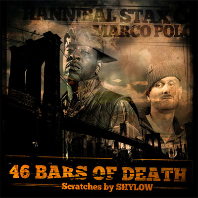 46 Bars of Death Cover