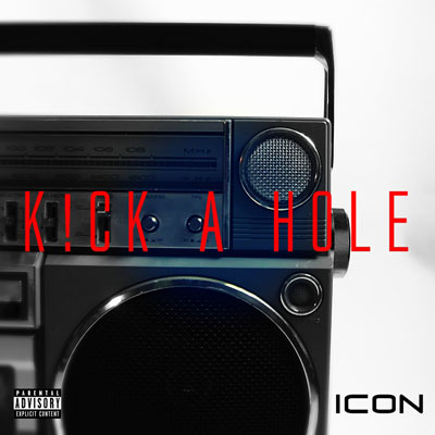 Kick A Hole Cover