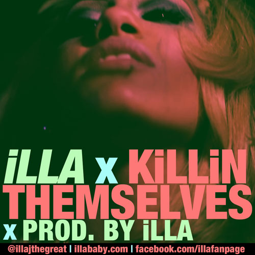 Killin Themselves Cover