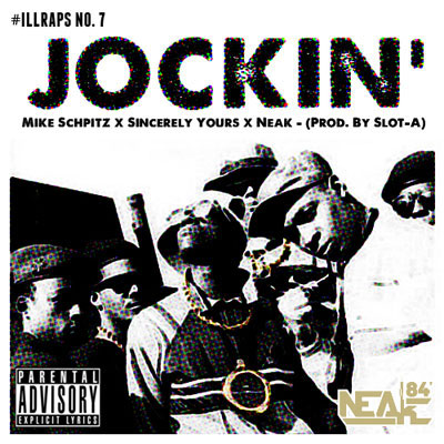 Jockin' Cover