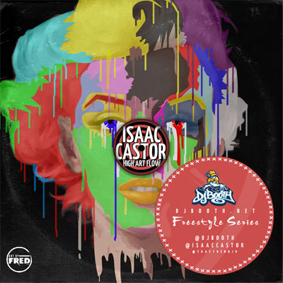 Isaac Castor - High Art Flow Artwork