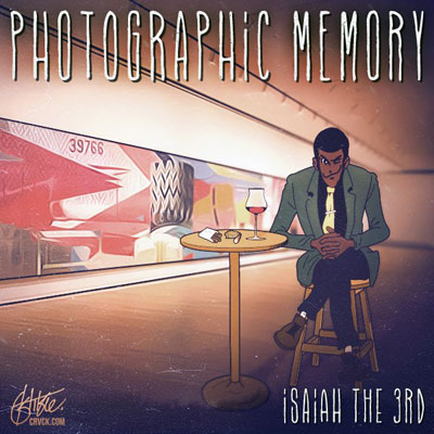 Photographic Memory Cover