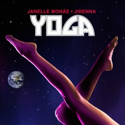 Janelle Monáe & Jidenna - Yoga Artwork