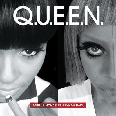 Q.U.E.E.N.  Cover