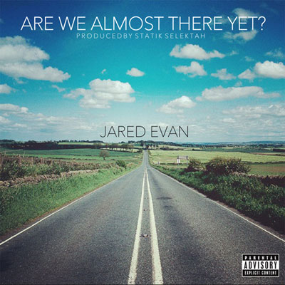 Are We Almost There Yet? Cover