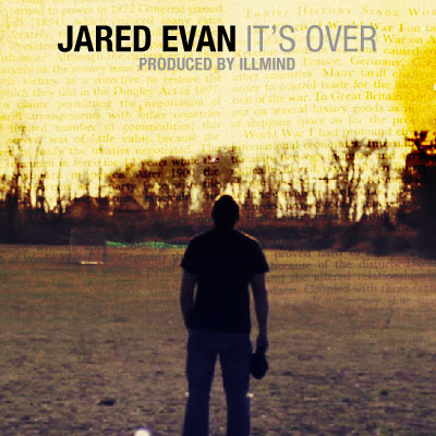 It's Over  Cover