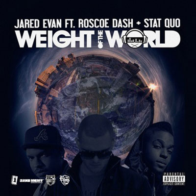 Weight of the World Cover