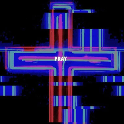 Jarrod Milton ft. Ian Pope - Pray Artwork