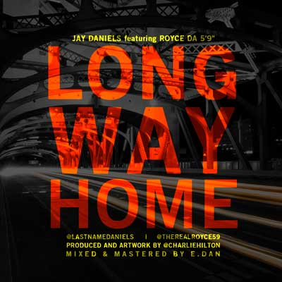 Long Way Home Cover