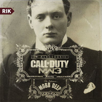 Call Of Duty (Modern Warfare) Cover