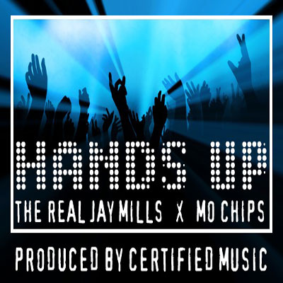 Hands Up! Cover