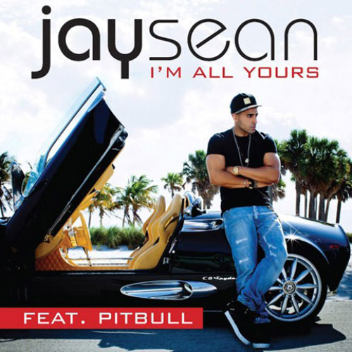 I'm All Yours Cover