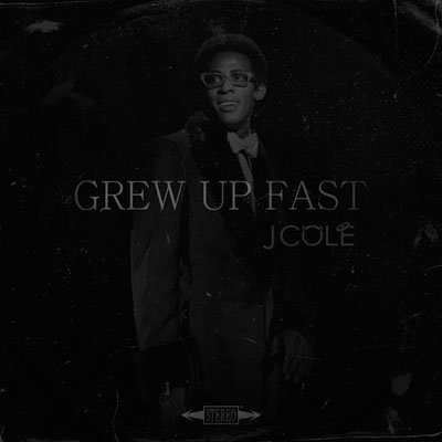 Grew up Fast Cover