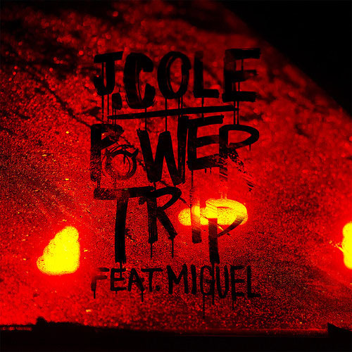 J. Cole - Power Trip ft. Miguel Artwork