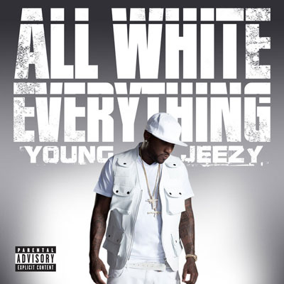 All White Everything Cover