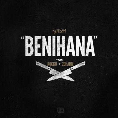 Benihana Cover