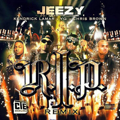 R.I.P. (Remix) Cover