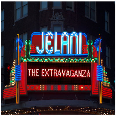The Extravaganza Cover