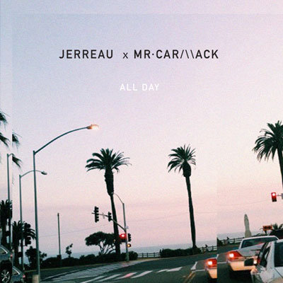 Jerreau - All Day Artwork
