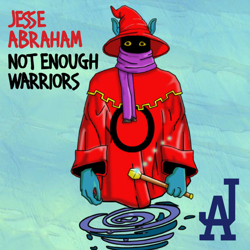 Not Enough Warriors Cover
