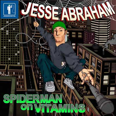 Spiderman on Vitamins Promo Photo