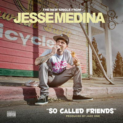 So Called Friends Cover