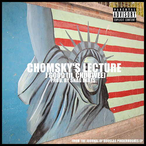 Chomsky's Lecture Cover
