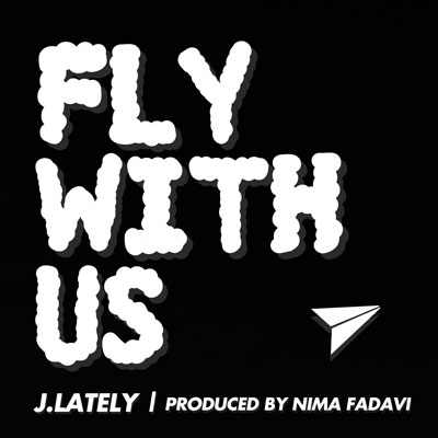 Fly With Us Cover