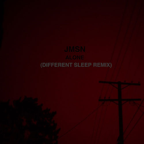 Alone (Different Sleep Remix) Cover
