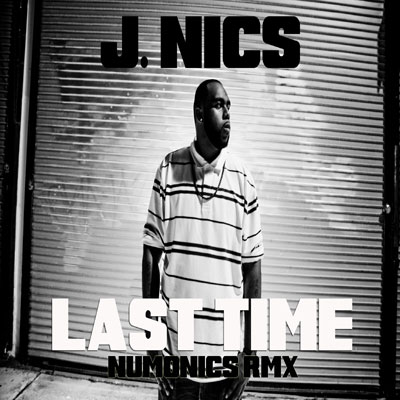 Last Time (Numonics Remix) Cover