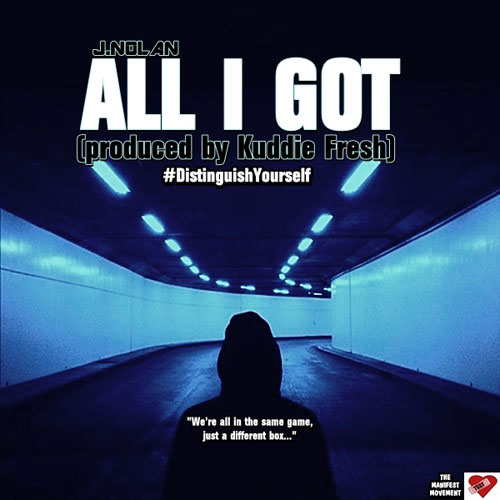 All I Got Promo Photo