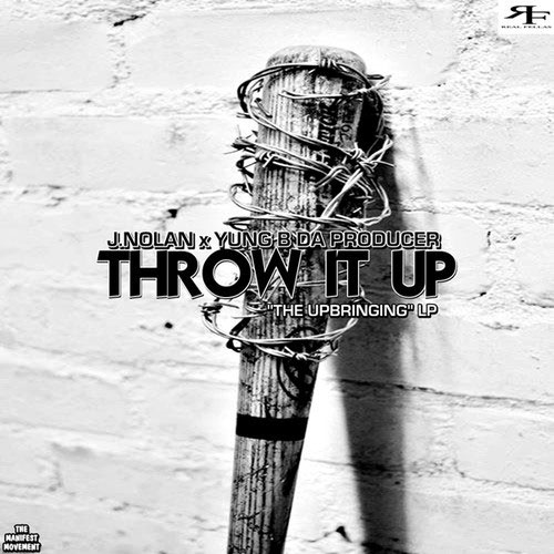Throw It Up Cover