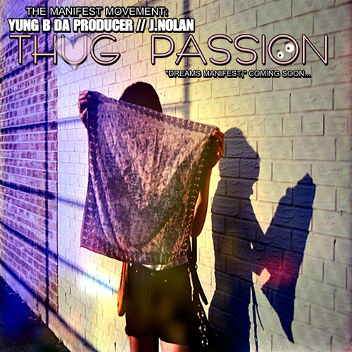 Thug Passion Cover