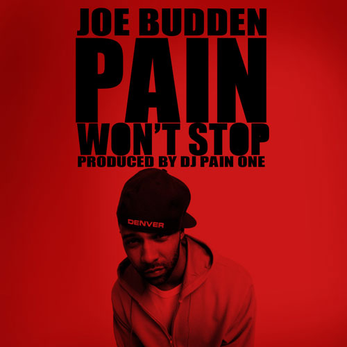 Pain Won't Stop Promo Photo