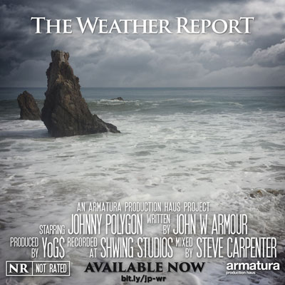 The Weather Report Cover