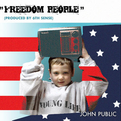 Freedom People Cover