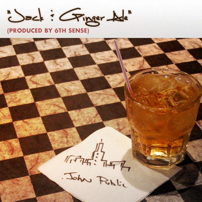 Jack & Ginger Ale Cover