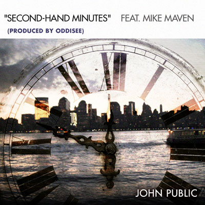 Second-Hand Minutes Cover