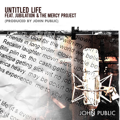 Untitled Life Cover