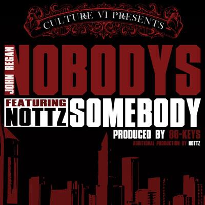 Nobody's Somebody Cover