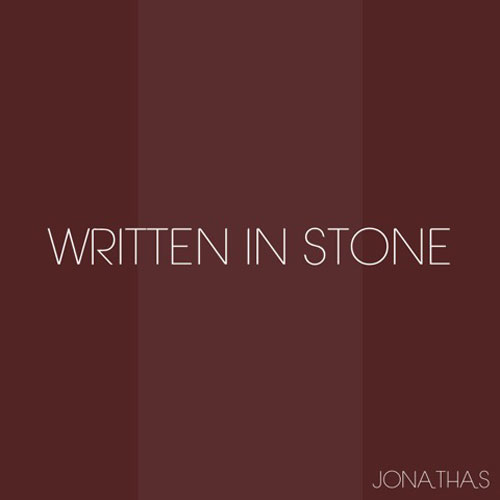Written in Stone Cover