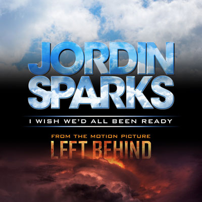 Jordin Sparks - I Wish We'd All Been Ready Artwork