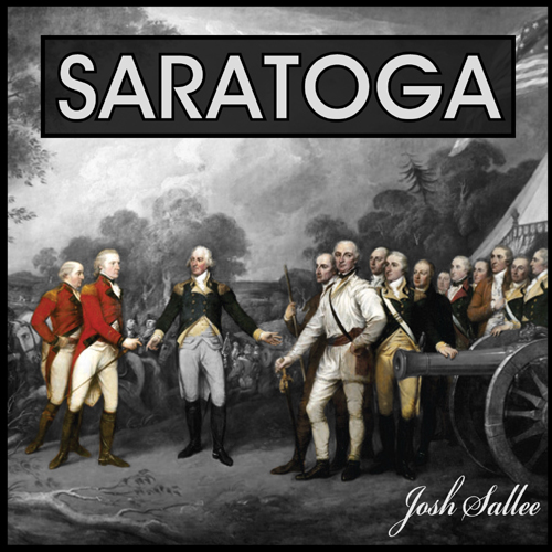 Saratoga Cover