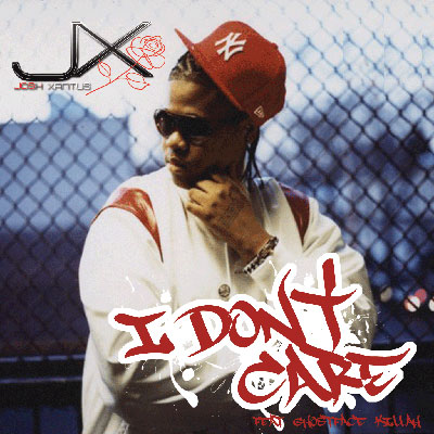 I Don't Care Promo Photo