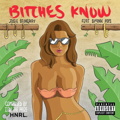B*tches Know Cover