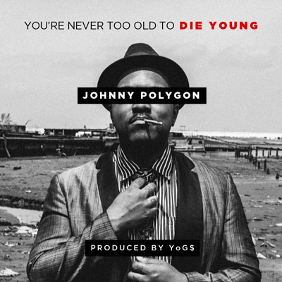 You're Never too Old to Die Young Cover