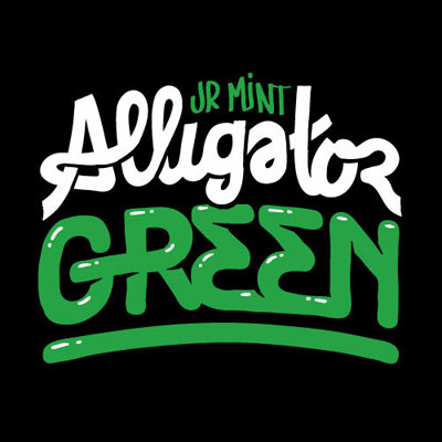 Alligator Green Cover
