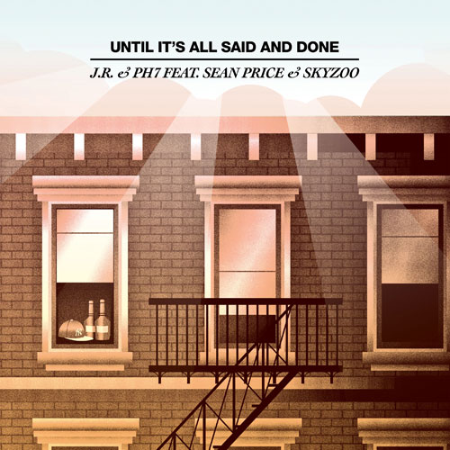 Until It's All Said and Done Cover